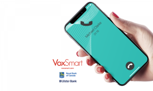 thumb labs, VoxSmart, Royal Bank of Canada and Ulster Bank